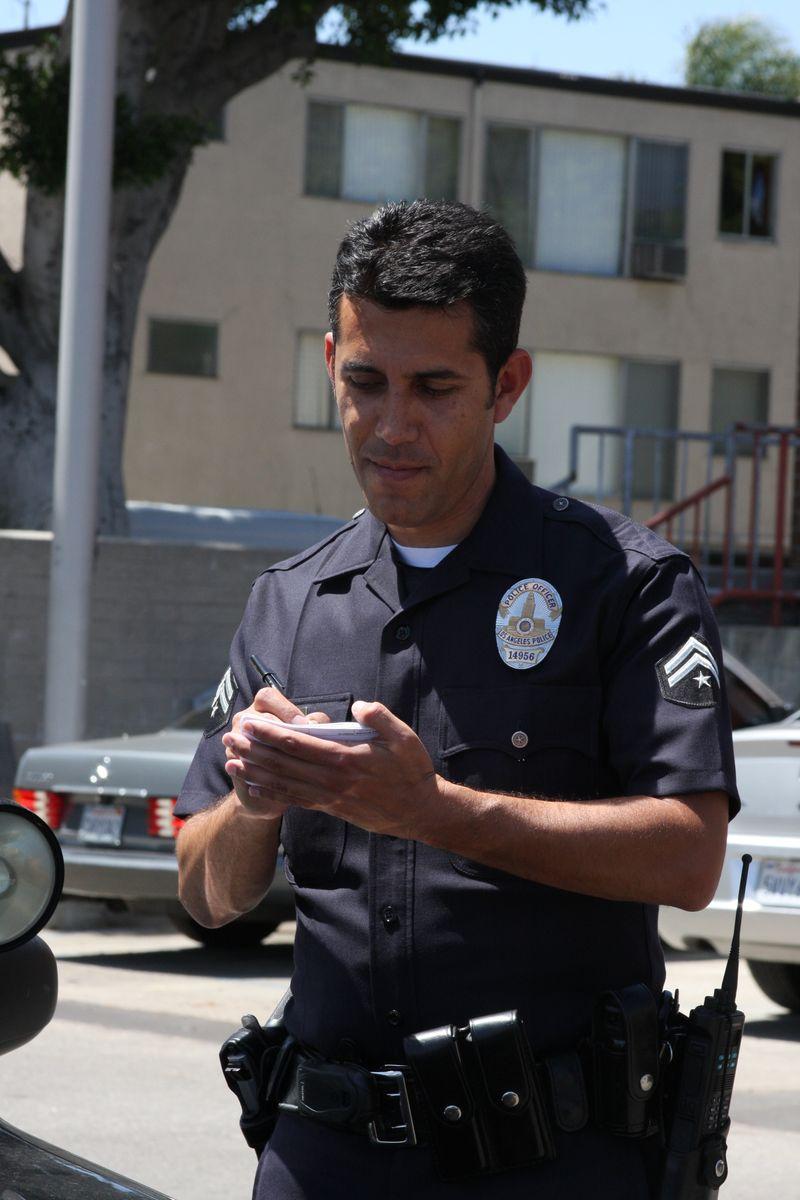 Predictive policing substantially reduces crime in Los