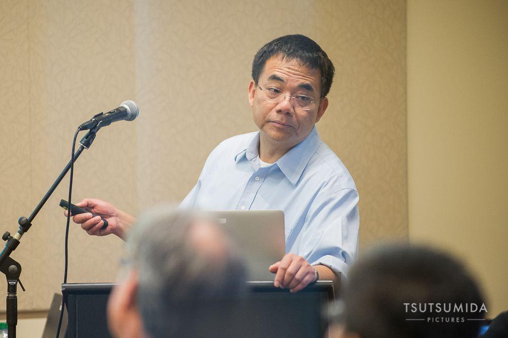 Yang Yang at Tech Forum2015