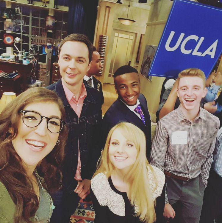 Big Bang Theory scholars
