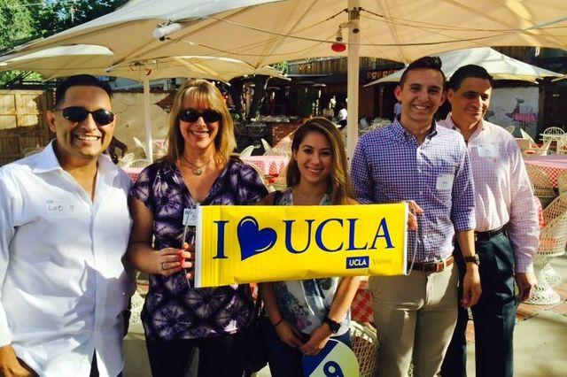 Members of the San Fernando Valley alumni network