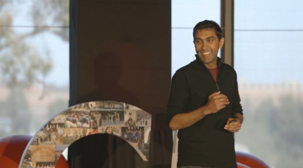 Neil Garg speaking