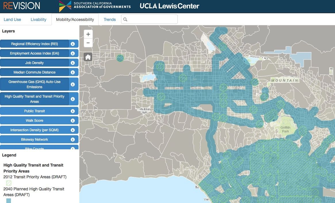 Urban planning at your fingertips thanks to new web app from UCLA