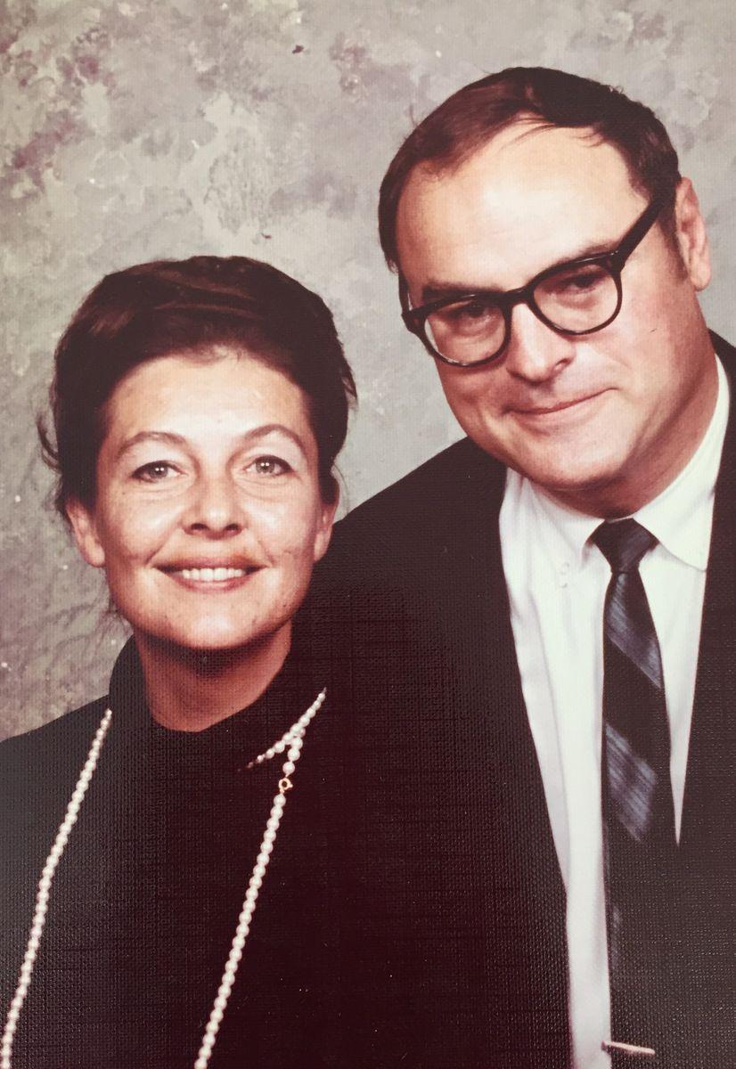 Irmgard and David Dobrow