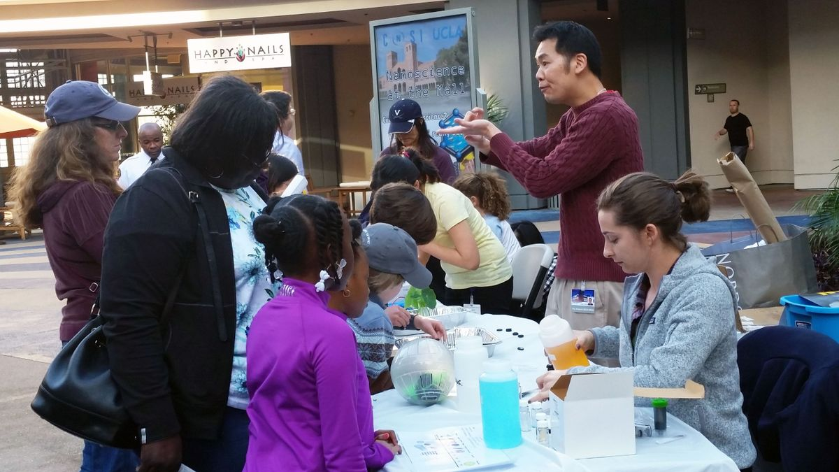 Nanoscience in the Mall