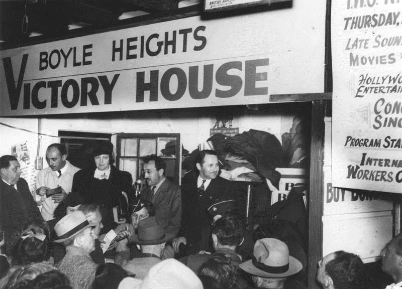 Boyle Heights Victory House