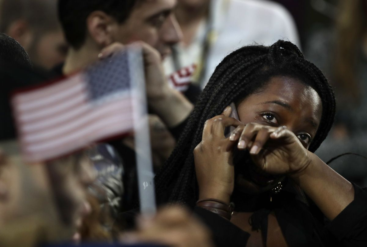 Clinton disappointment