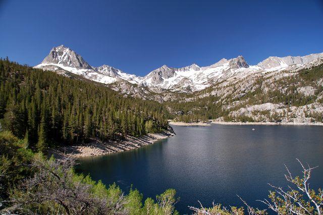 A scene from the Sierra Nevada