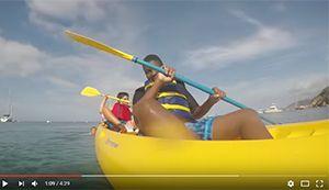 Camp del Corozon video screenshot