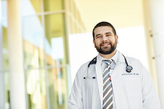 UCLA aims to fill gap in number of Latino physicians serving