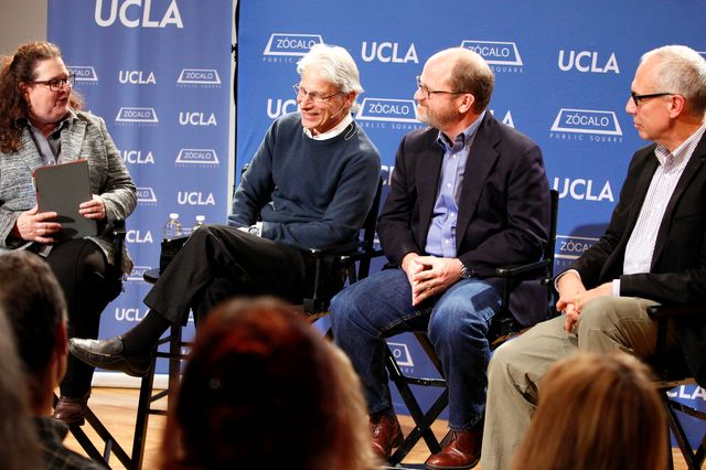 Panel on GMOs Zócalo/UCLA discussion