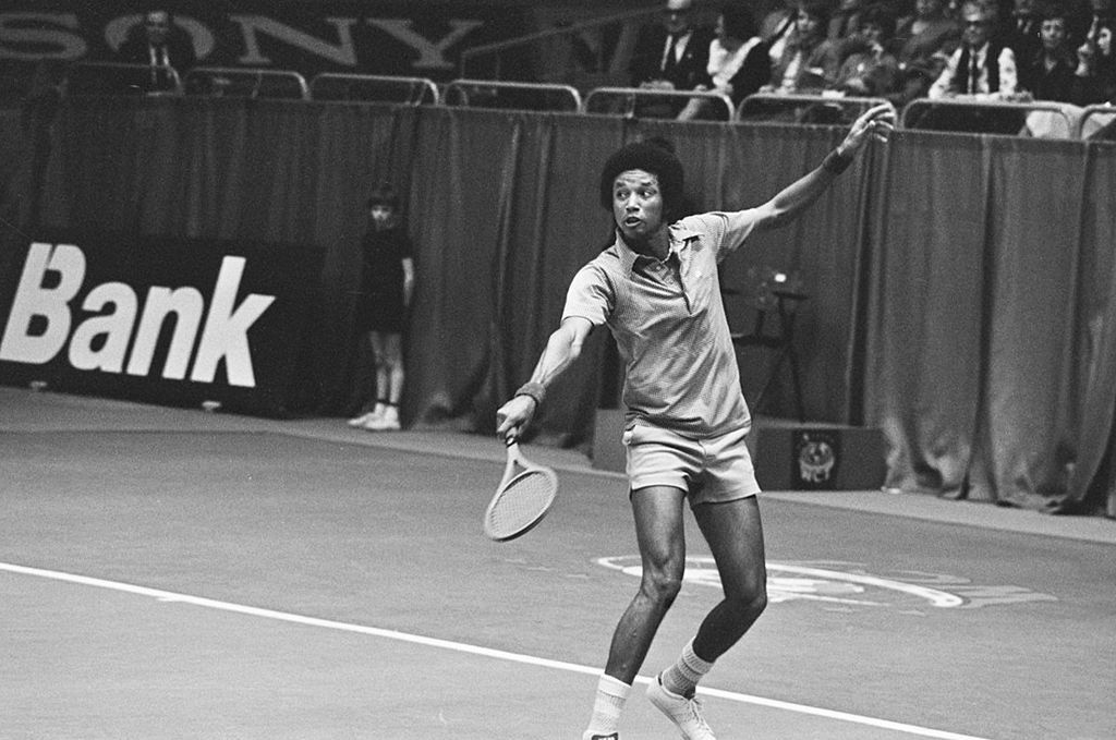 UCLA faculty voice: In tennis and in life, Arthur Ashe focused on ...