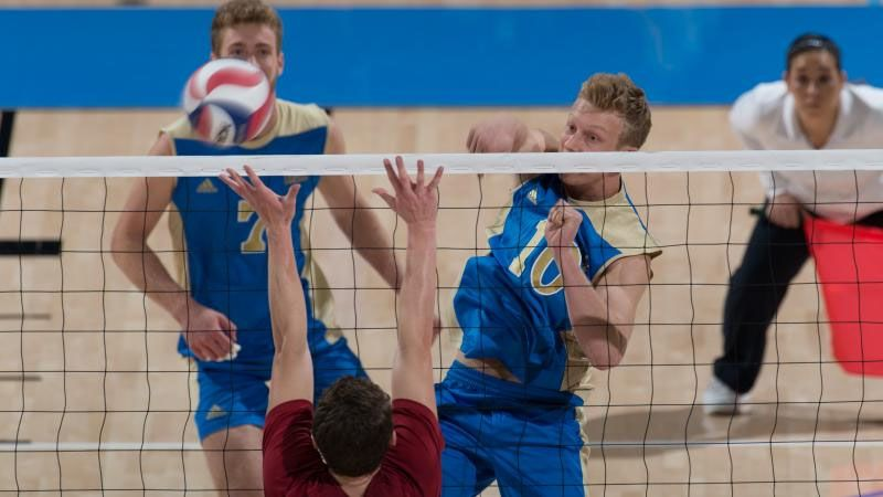 wholesale dealer 4fa24 e24ec April 9: UCLA men's volleyball and 'throwback' celebration ...