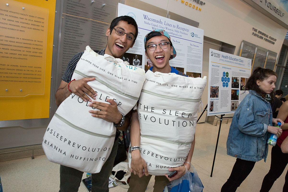 Healthy Campus Initiative Sleep Revolution