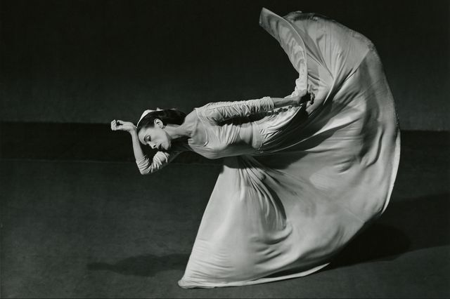 """Martha Graham in """"Letter to the World,"""" 1940"""