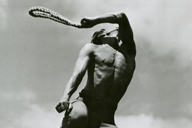 """Erick Hawkins in """"El Penitente,"""" 1940"""
