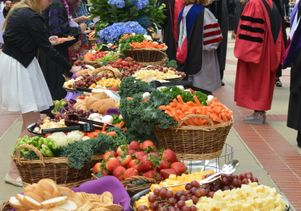 Commencement feast