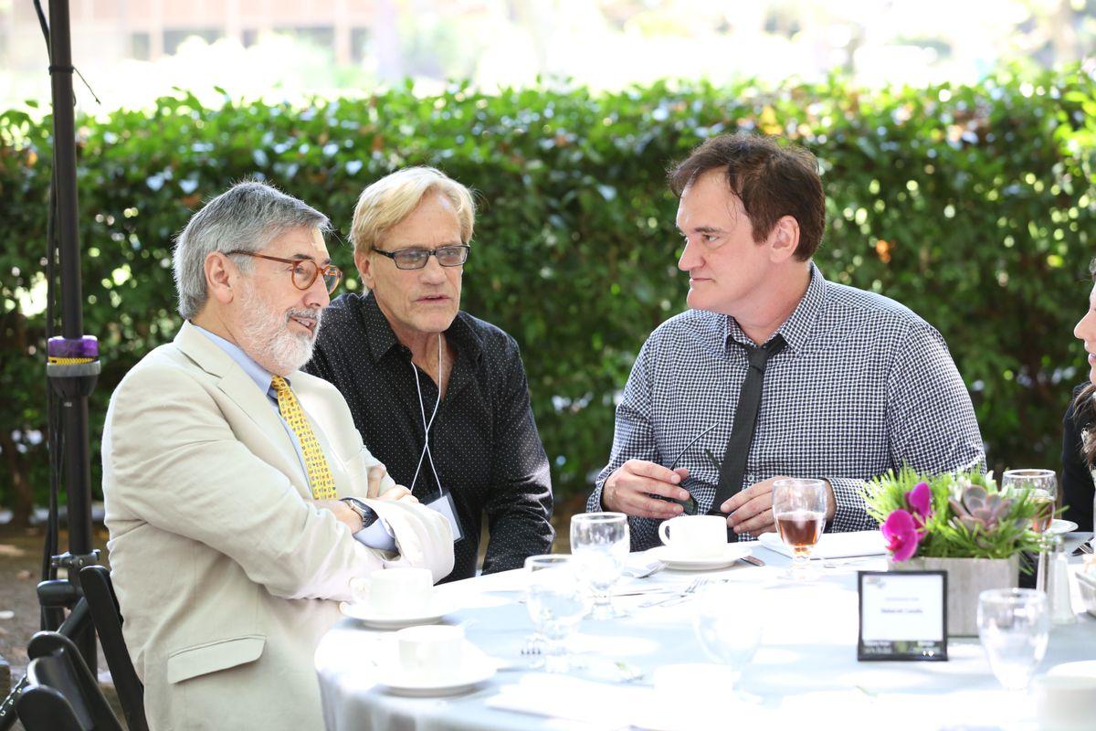 John Landis, Randal Kleiser, Quentin Tarantino 1