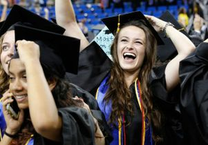 New UCLA graduates