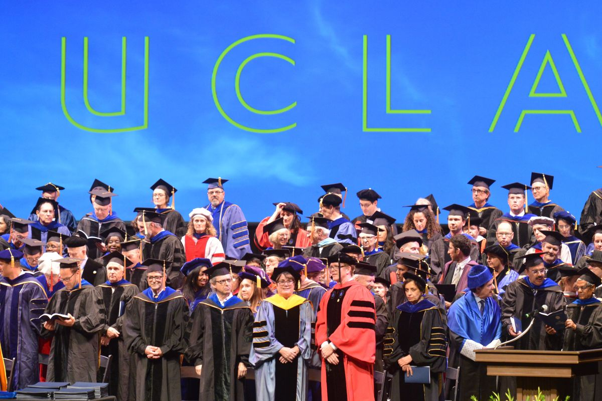 UCLA faculty members