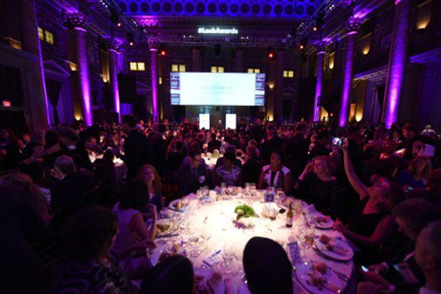 Gerald Loeb Awards banquet