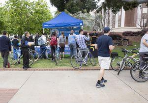Bike Week at UCLA
