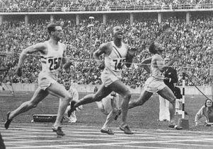James LuValle 1936 Olympics