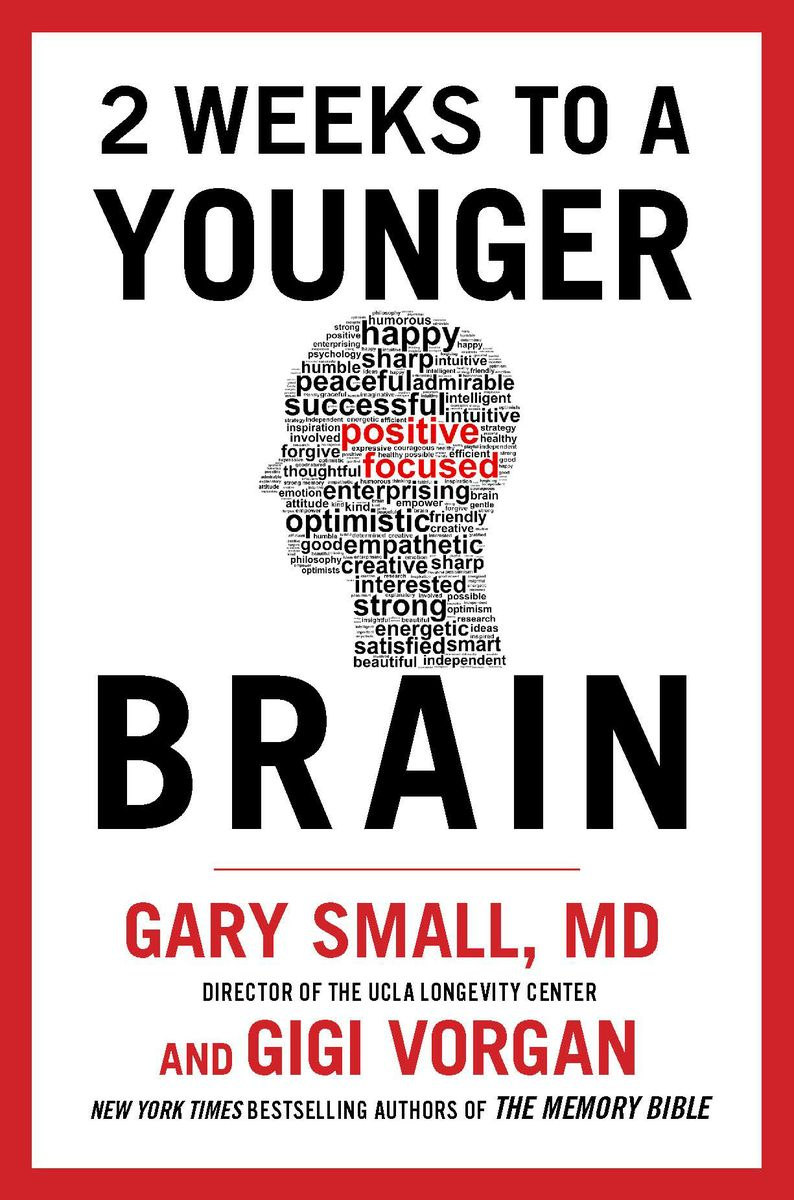 "Book cover of ""2 Weeks to a Younger Brain"""
