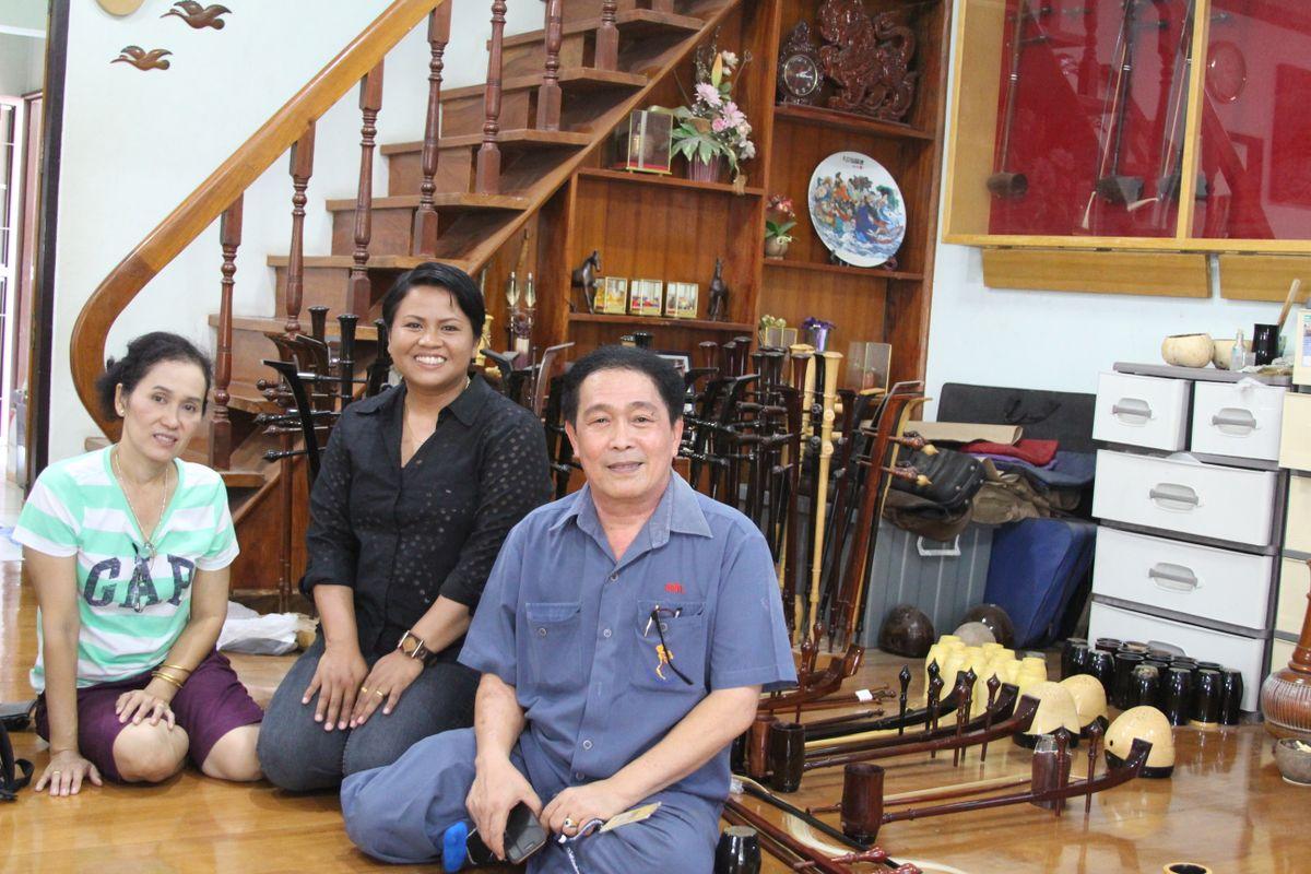 Supeena Adler and Manoch Phudphong