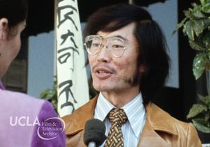 George Takei at 1971 protest
