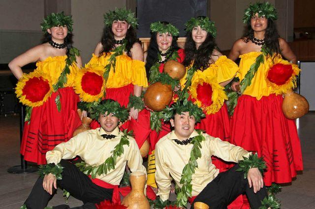 Hālau Hula O Na Mele 'Āina O Hawai'i
