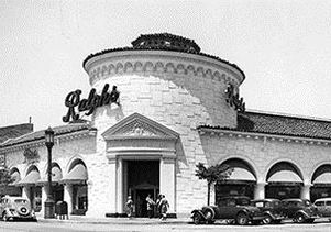 Ralphs grocery store