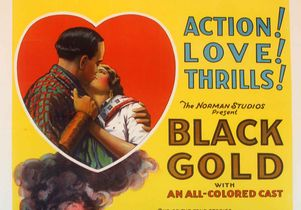 Black Gold film poster