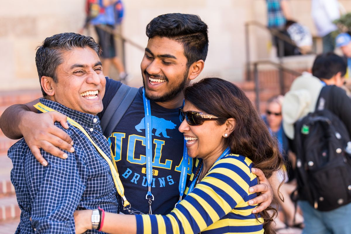 Image result for ucla family