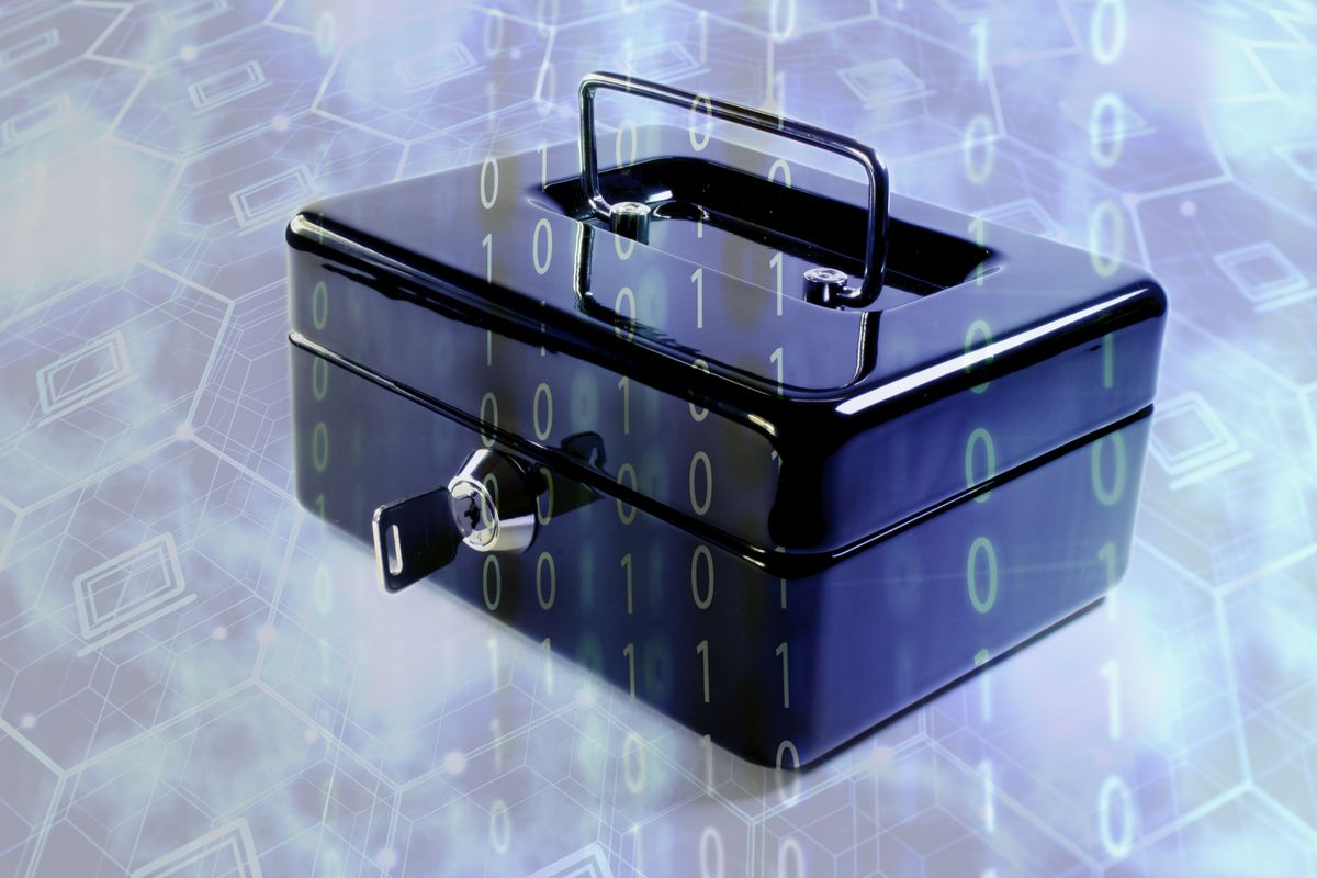 Cyber security lockbox