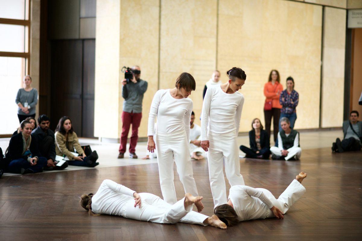 TBDC floor dancers