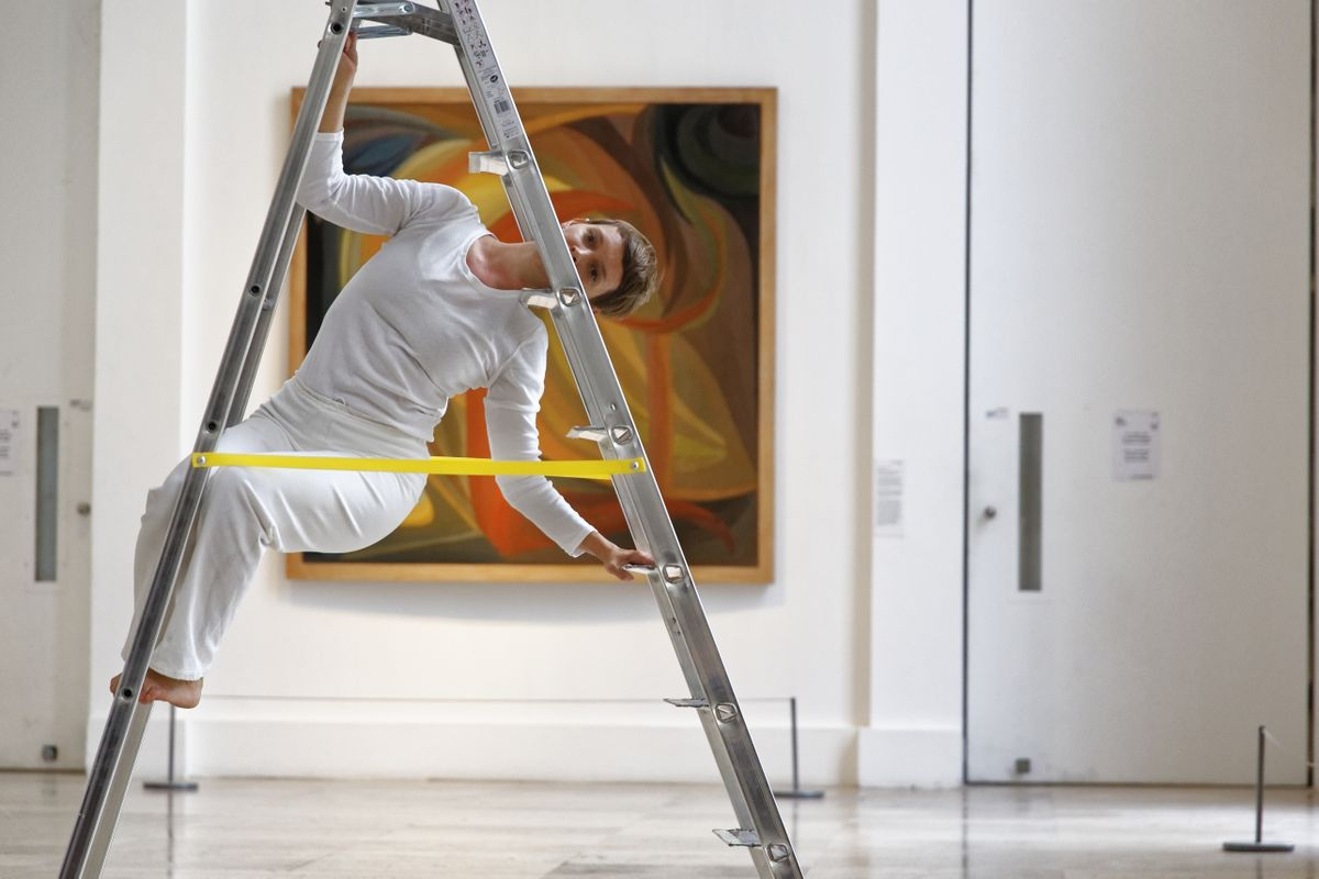 TBDC ladder dancer