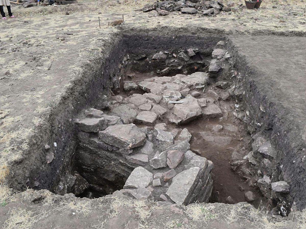 Ethiopia dig Shire