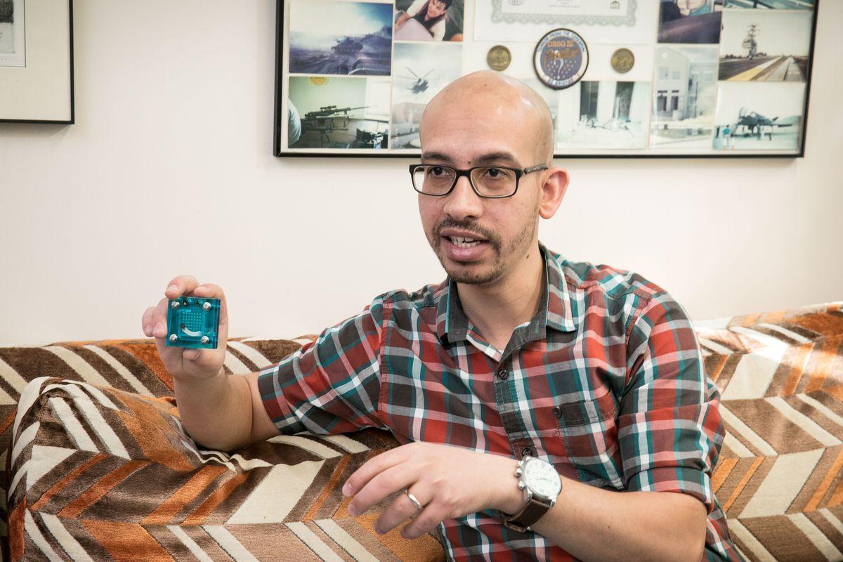 Maher El-Kady