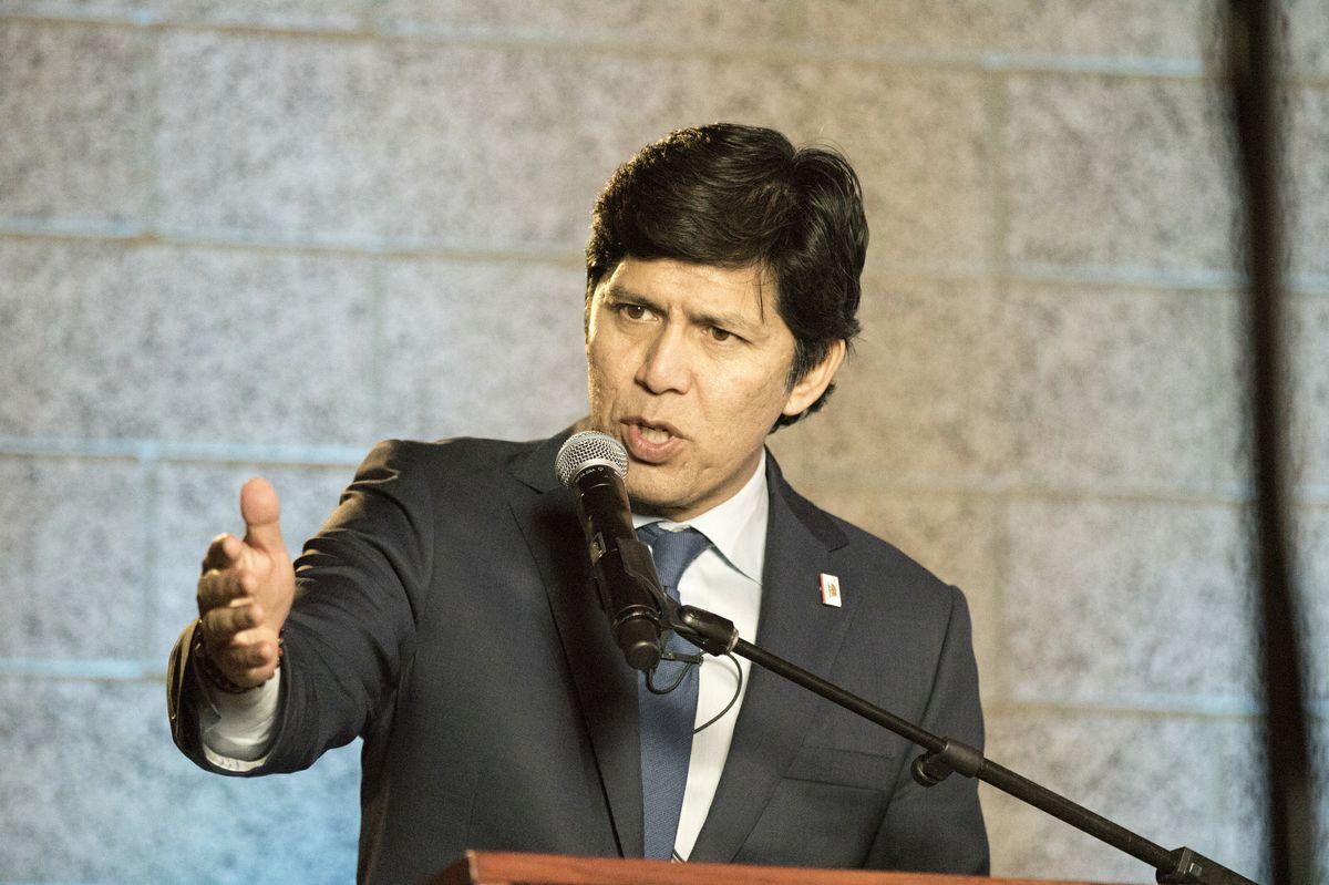 LPPI launch event Kevin de León