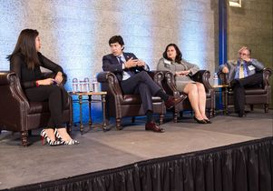 LPPI launch event panel