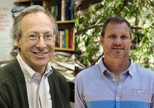 Robert Wayne and Paul Barber