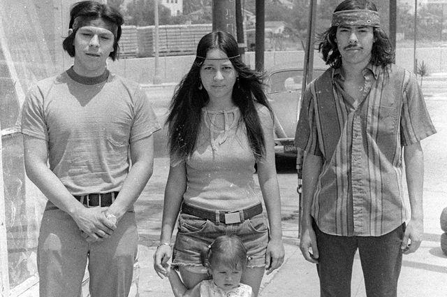 Young Chicanos