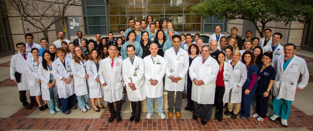 Transplants teams