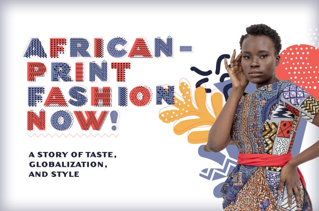 African-Print Fashion Now