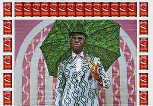 Hassan Hajjaj men's suit
