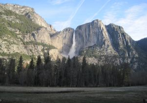 Click to open the large image: Yosemite Falls
