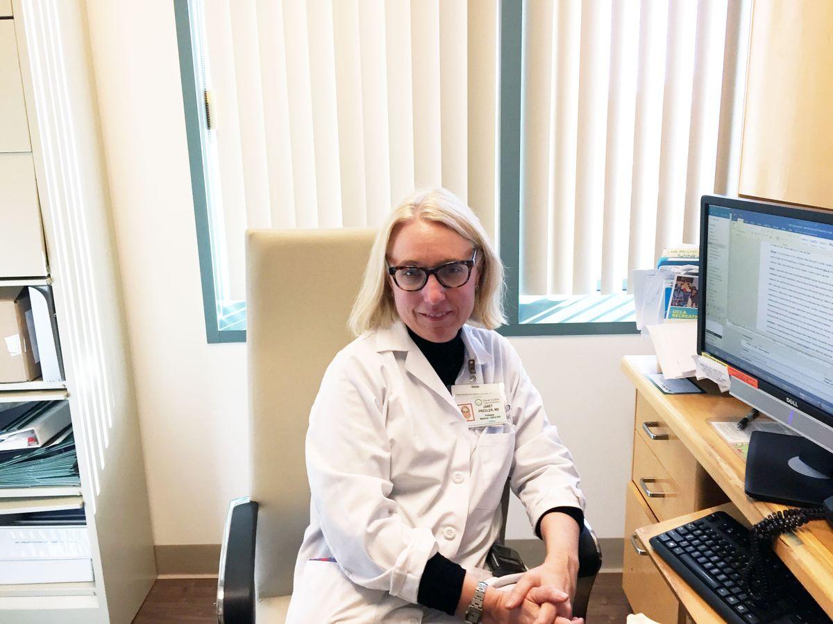 Dr. Janet Pregler