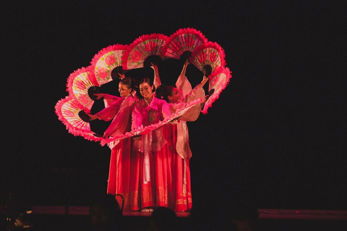 UCLA Korean Culture Night