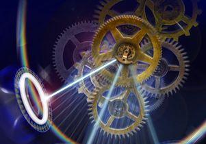 Optical pendulum