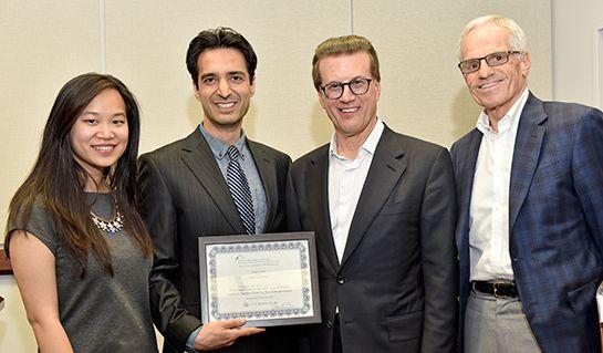 Winners of the Lowell-Milken Institute-Sandler Prize
